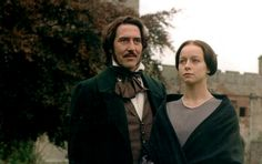 Ciarán Hinds and Samantha Morton - Jane Eyre 1997 film