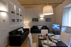 Entire home/apt in Roma, IT. From June 1, 2015 it is available on our comfortable and cozy apartment in the heart of Rome, 300 mt. the Colosseum and the Roman Forum. The Monti district, the oldest in Rome, with its many restaurants, bars win, workshops etc.