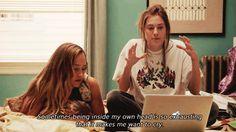 Exhausting - Girls (HBO)