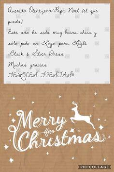 Querido #olentzero ... Querido #papanoel 🎅🏻... Dear #santa ... #regalonavidad #nochebuena #navidad #nochevieja #añonuevo #logo