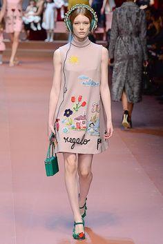 Dolce & Gabbana, Look #27