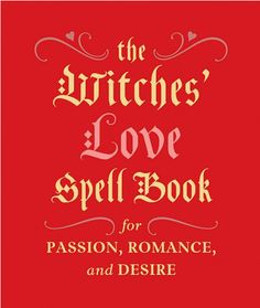 Miniature Editions: The Witches' Love Spell Book : For Passion, Romance, and Desire by Cerridwen Greenleaf Hardcover) for sale online Pregnancy Spells, Fertility Spells, Home Doctor, Bring Back Lost Lover, Lost Love Spells, Modern Magic, Wiccan Spells, Wiccan Books, Luck Spells