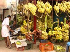 Banana Stall.