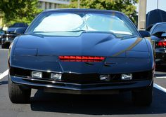 Knight Rider..One of my husbands dream cars