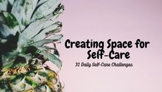 31 Digital Self-Care Challenge Cards | Space 4 You Challenge Cards, Create Space, Self Care, Coaching, Challenges, Digital, Photos, Shopping, Training