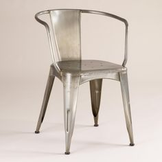 Metal Jackson Tub Chair | World Market - #4 - Liked @ www.homescapes-sd.com #staging San Diego home stager (760) 224-5025