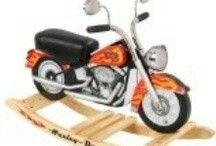 Harley Davidson for Elijah