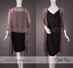Daaman Summer Dresses 2014 Vol 2 For Women Style (2)