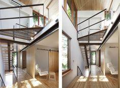 Bernier–Thibault Urban Home Remodeling by Paul Bernier | HomeDSGN