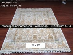 hand knotted wool silk carpet  #carpet#rug#carpets#rugs#persiancarpets#persianrugs