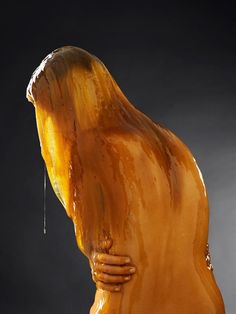 Gallery: Photographer Blake Little covers his subjects in buckets of honey