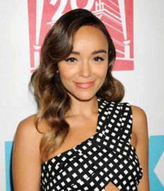 Ashley Madekwe at 20th Century Fox's Comic-Con 2015 party.