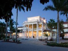Gasparilla Inn & Club on Boca Grande, Florida, USA