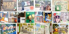 Type on Project Life and Pocket Scrapbook Pages | Karen Poirier-Brode | Get It Scrapped