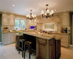 a kitchen designed by us at bw design group (302.478.8400)