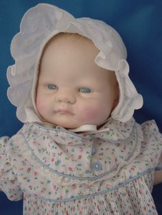 Eloise Wilkin doll-Vogue's Welcome Home Baby-1970's-designed by Eloise Wilkins.
