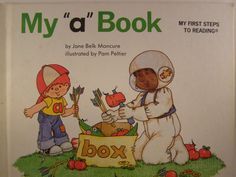My a Book vintage childrens book by innerchildbooks on Etsy, $3.00