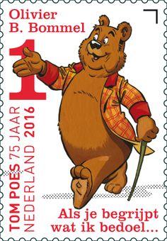 75 jaar Tom Poes http://collectclub.postnl.nl/tom-poes-75-jaar.html