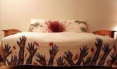 Zombie bedding zombies-zombies-zombies pop