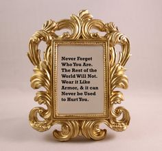 GOLD Framed Quote TYRION LANNISTER Game of Thrones by LoyalNinja