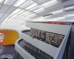 tempel des wissens: bibliotheksarchitektur zwischen antike und, Innenarchitektur ideen