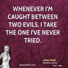 Mae West Quotes | QuoteHD