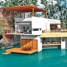 Rosewood Mayakoba, Mexico - Vacation Hot Spots - Celebrity… - Rosewood Mayakoba, Mexico - Vacation Hot Spots - Celebrity Life, Etc. - Celebrity - Instyle
