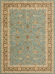Loloi Stanley ST-11 Blue Brown Area Rug