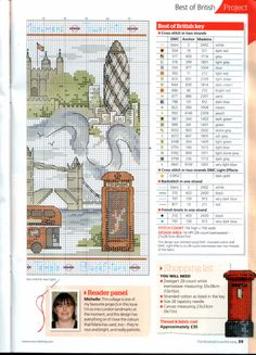 Gallery.ru / Фото #21 - The world of cross stitching 193 - tymannost#feature=topscroll
