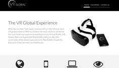 AIAC Agency for VR Global | http://vrglobal.com | http://aiac.pl  #webdesign #virtualreality #vr #blackandwhite #www #aiac