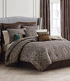 Croscill Zarina Bedding Collection #Dillards This would be gorgeous