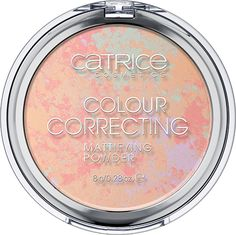 Colour Correcting Mattifying Powder 010 | CATRICE COSMETICS
