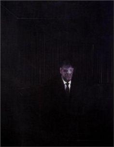 Francis Bacon - Man in Blue III, 1954