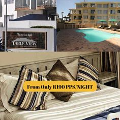 Table View Cabanas - Cape Town
