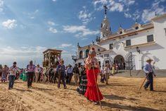 Romería de El Rocío (Almonte, #Huelva)