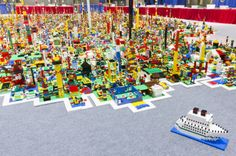 @freefuninaustin Giveaway - LEGO KidsFest Texas