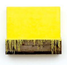 Dripbox - Yellow White  2008   Johannes Giarardoni