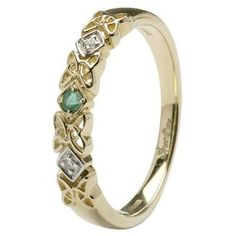 many women wear their celtic rings every day - Wiccan Wedding Rings