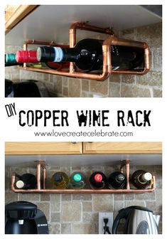 The day is here at last!! I have been SO eager to share this DIY project with you for two… -- Check this useful article by going to the link at the image. #winedrinks