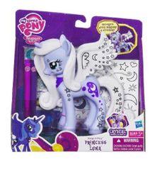 my little pony   My Little Pony, Kucyki do dekoracji, Księżniczka Luna - Hasbro ...