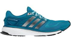 Ladies Adidas energy Boost - teal - beautiful colour and a great running shoe