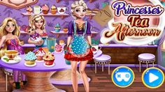 In Princesses Tea Afternoon, Eliza has a very charming tea shop. She loves having customers who really appreciate the taste of quality tea and delicious cookies. Today you will join Eliza in her tea shop and help her serve her customers. First, dress up Eliza and choose some cute clothes for her. Play Game Online, Online Games, Princess Games, Delicious Cookies, Princesses, Love Her, Appreciation, Join, Cute Outfits