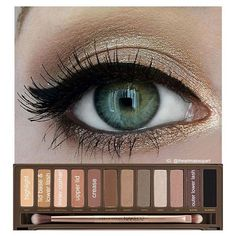 12 Easy Ideas For Prom Makeup For Hazel Eyes Gurl ❤ liked on Polyvore featuring beauty products, makeup, eye makeup, eyes, prom eye makeup and prom makeup