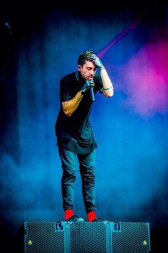 Tyler Joseph - twenty one pilots Emo, Tyler Joseph Josh Dun, Tyler Joesph, Screamo, Fall Out Boy, Staying Alive, My Chemical Romance, Music Stuff, Musical