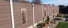 Do you know how to build your fence? Here are some of the basic of building your fence you need t. Composite Fencing, Gazebo, Pergola, Wpc Decking, Fencing Material, Horse Fencing, Backyard Fences, Exterior, Outdoor Structures