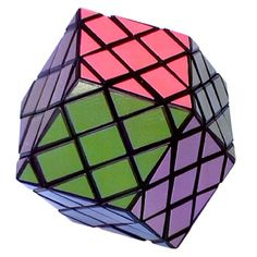 5x5x5 Rhombic Dodecahedron by Tony Fisher