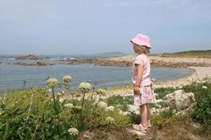 Wildlife walks with the kids on the Isles of Scilly
