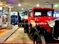 Concorso Fotografico Stand Giannini Graniti & Auto d'epoca. Centro coop Tenero 2013.