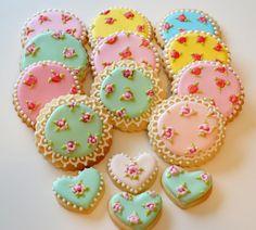 Decorated Cookie by deborah hwang, via Flickr