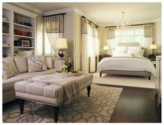 Massive Master Bedroom - or if I ever have a really tiny apartment?!